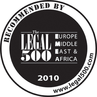Legal 500 Directory