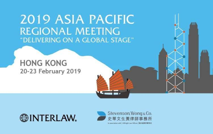 Participation into Asia Pacific Regional meeting of Interlaw