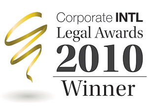 Energy and Natural Resources Law Firm of the Year in Bulgaria for 2010